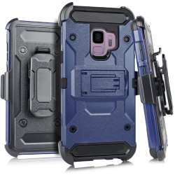 Premium Holster W/Stand for SAMSUNG GALAXY S9