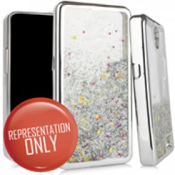 Chrome Glitter Motion Case for SAMSUNG J3 2018