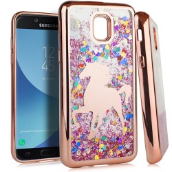 Chrome Glitter Motion Case for SAMSUNG J3 2018 #05RG