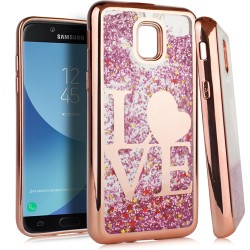 Chrome Glitter Motion Case for SAMSUNG J3 2018 #20RG