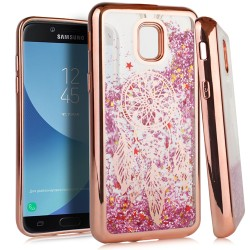 Chrome Glitter Motion Case for SAMSUNG J3 2018 #35RG