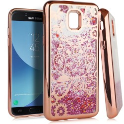 Chrome Glitter Motion Case for SAMSUNG J3 2018 #38RG