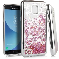 Chrome Glitter Motion Case for SAMSUNG J3 2018 #38S