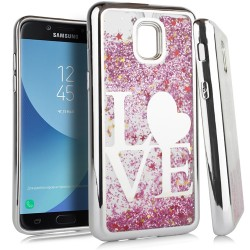 Chrome Glitter Motion Case for SAMSUNG J7 2018 #20S