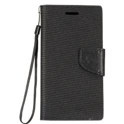 Demin Fabric Wallet for SAMSUNG J7 2018