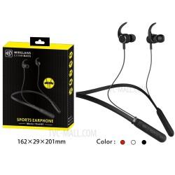 TH-H01 SPORTS EARPHONE (BLACK) BLUETOOTH