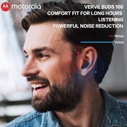 MOTOROLA VERVE BUDS 100 TRUE WIRELESS EARBUDS