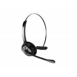 EBBOOM (BLACK) OVER-THE-HEAD-SPORT,STEREO,BLUETOOTH