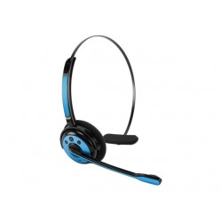 EBBOOM (BLUE) OVER-THE-HEAD-SPORTS,STEREO,BLUETOOTH