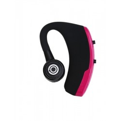 Sporty Bluetooth Earpieces with Microphone and Music 918M PINK
