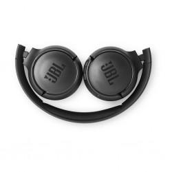 JBL Tune 500Bt Wireless On-Ear Headphones- Black