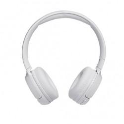 JBL Tune 500Bt Wireless On-Ear Headphones- White