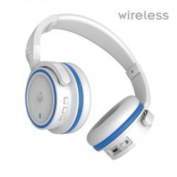 MQBT-950 (WHITE) WIRELESS HEADPHONES BLUETOOTH
