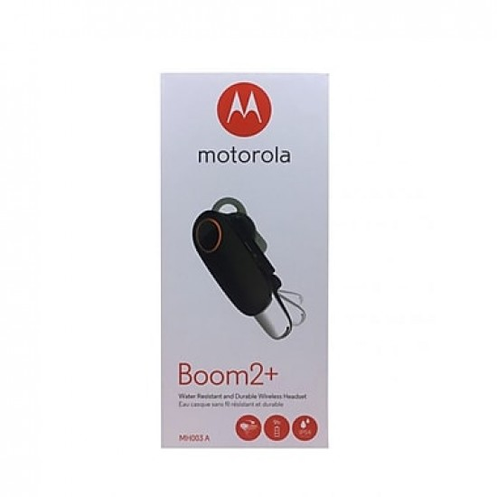 MOTOROLA BOOM 2 + BLUETOOTH