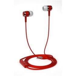 PREMIUM SUPER SOUND UNIVERSAL EARBUD 700ST RED