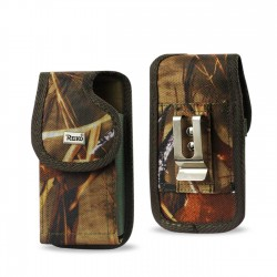 PH02B-352111AM32-FOR M - Reiko Vertical Rugged Pouch With Velcro Closure Camouflage In Cardboard Packaging