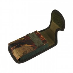 PH02B-442309AM32-FOR TREO650 - Reiko Vertical Rugged Pouch With Velcro Closure Camouflage In Cardboard Packaging
