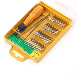 31 in 1 Electronics Screwdriver Set Magnetic Repair Tools for Appliance Mobile Phone PC