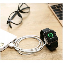 WIRELESS CHARGER FOR APPLE WATCH MAGNETIC CHARGING CABLE