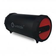 WOOZIK S213 (BK/RED) WIRELESS BLUETOOTH SPEAKER
