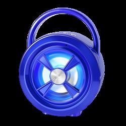 BLUETOOTH PORTABLE MINI SPEAKER - BLUE