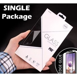 TEMPERED GLASS FOR SAMSUNG A6 2018(FULL EDGE SINGLE PACK)