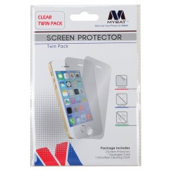 SCREEN PROTECTOR FOR SAMSUNG J7 2018(CLEAR TWIN PACK)